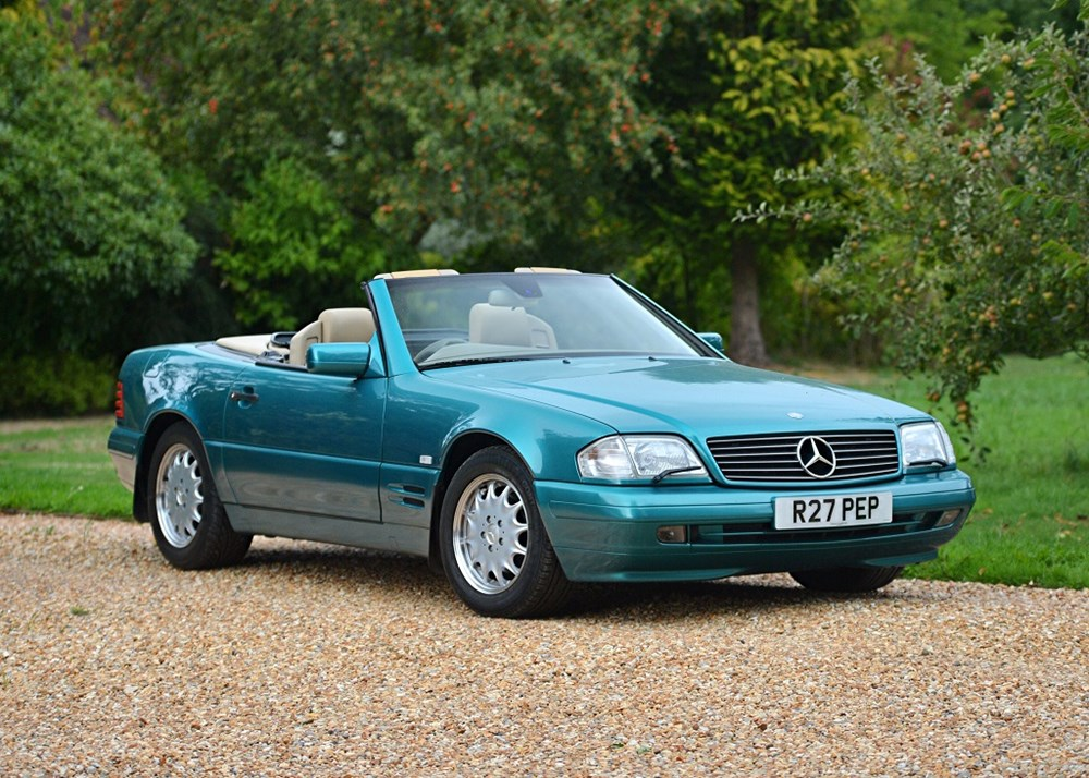 Lot 144 - 1998 Mercedes-Benz SL 320 Roadster