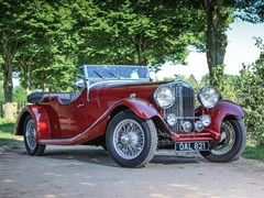Navigate to Lot 146 - 1934 Bentley 3½ litre Open Tourer by Sparrowhawk