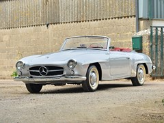 Navigate to Lot 174 - 1956 Mercedes-Benz 190 SL Roadster