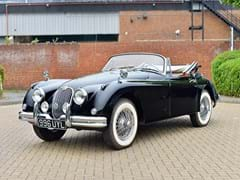 Navigate to Lot 228 - 1959 Jaguar XK150 Drophead Coupé