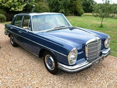 Navigate to Lot 221 - 1970 Mercedes-Benz 280 S