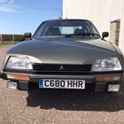 Ref 42 1985 Citroën CX GTi Turbo -