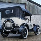 Ref 26 1927 Overland Whippet Convertible -