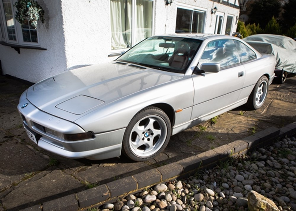 Ref 124 1991 Bmw 850i Classic Sports Car Auctioneers