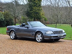 Navigate to Lot 173 - 1997 Mercedes-Benz SL 60 AMG