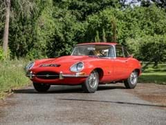 Navigate to Lot 126 - 1965 Jaguar E-Type Series I (4.2 litre)