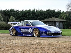 Navigate to Lot 219 - 2005 Porsche 911 / 997  Rothmans tribute