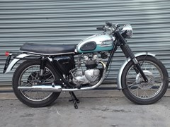 Navigate to Lot 109 - 1964 Triumph 5TA