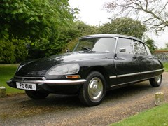 Navigate to Lot 396 - 1971 Citroën DS 21 Pallas