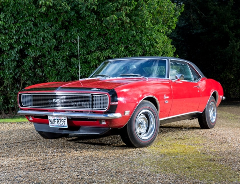 Lot 223 - 1968 Chevrolet Camaro RS/SS *REDUCED ESTIMATE*