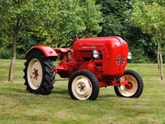 Navigate to Lot 218 - 1960 Porsche Tractor Junior 108