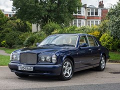 Navigate to Lot 222 - 1999 Bentley Arnage Green Label