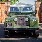 Ref 109 1963 Land Rover Series IIa -
