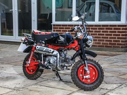 REF 43 2007 Honda Monkey Bike '40th Anniversary Edition'