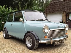 Navigate to Lot 257 - 1979 Austin Mini 1000