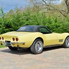 Ref 87 1968 Chevrolet Corvette C3 Roadster -