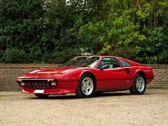 Navigate to Lot 170 - 1984 Ferrari 308 GTSi