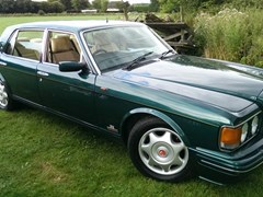 Navigate to Lot 210 - 1997 Bentley Turbo RT (Long wheelbase)