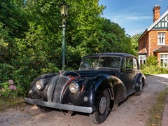 Navigate to Lot 137 - 1949 AC Saloon (2 litre)