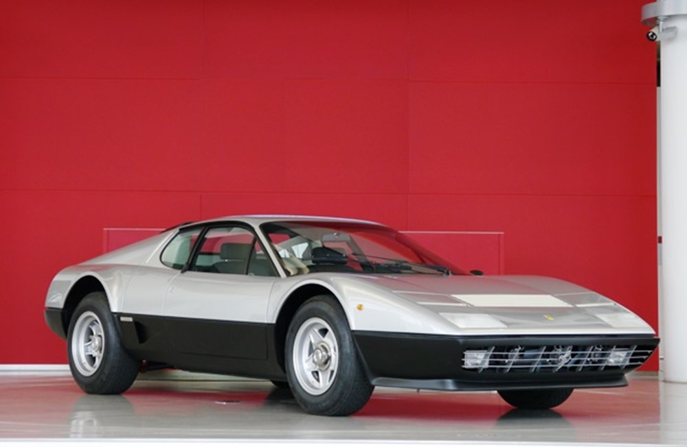 Lot 296 - 1977 Ferrari 512 BB