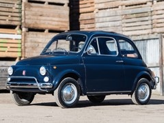 Navigate to Lot 309 - 1972 Fiat 500 Lusso