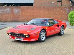 Navigate to Lot 137 - 1983 Ferrari 308 GTS QV