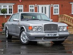 Navigate to Lot 207 - 1998 Bentley Brooklands R Mulliner