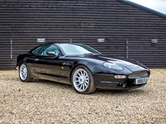 Navigate to Lot 215 - 1999 Aston Martin DB7 i6 Stratstone Limited Edition Coupé