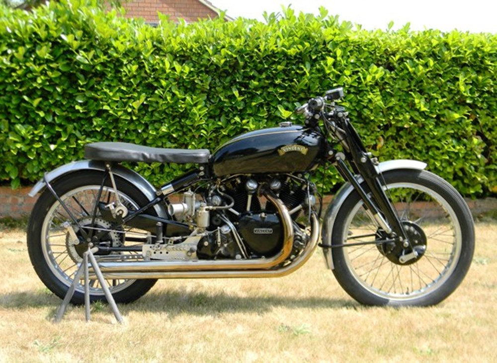 Lot 242 - 1950 13103 Black Lightning