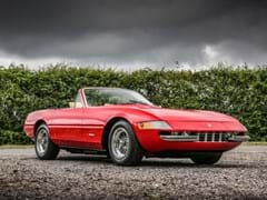 Navigate to Lot 180 - 1967 Ferrari 365 4 Daytona Spider by Scaglietti