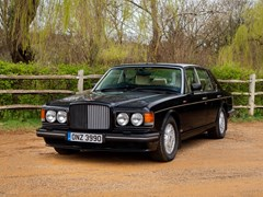 Navigate to Lot 248 - 1994 Bentley Turbo R