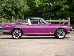 Navigate to Lot 132 - 1974 Triumph Stag