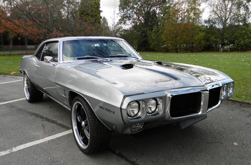 Lot 291 - 1969 Pontiac Firebird