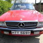 1983 Mercedes Benz 300SL -