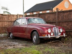 Navigate to Lot 274 - 1966 Jaguar S-Type (3.4 litre)